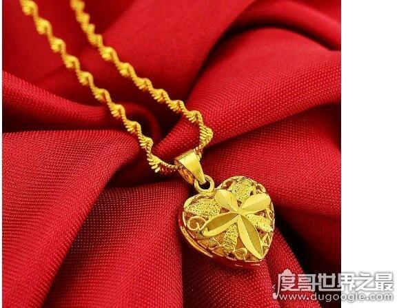 三金是哪三金,分别是金戒指、金耳环和金项链(详解三金寓意)