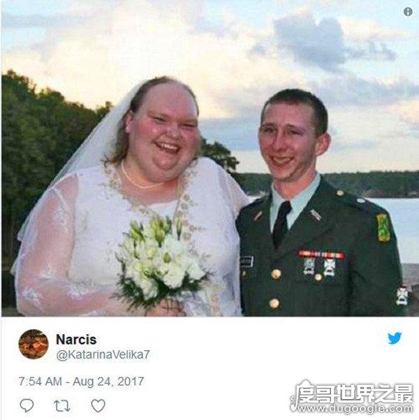 世界上zuì丑的新娘,因为嘲讽谩骂发生巨大变化(如今判若两人)