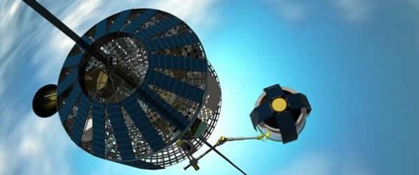 未来一种电动升降机或将使我们进入太空旅行