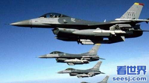 导弹再次来袭叙军完美反击一架美式战机被击落