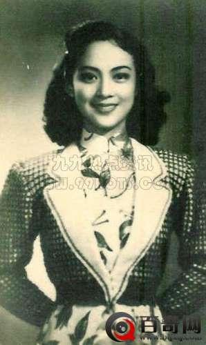 王丹凤1950年代最漂亮的女演员