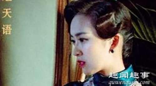 台湾往事谢夫人是谁演的台湾往事谢夫人演员姬天语个人资料背景揭秘