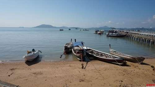 泰国普吉岛魅力海边风光