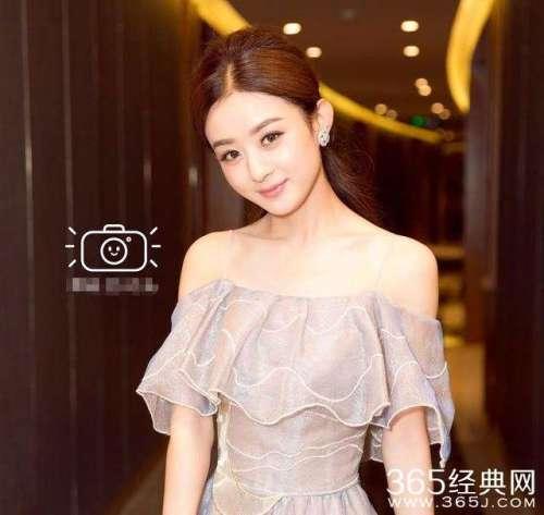 中国5大未整容女明星网友最后一位打死都不信她整过