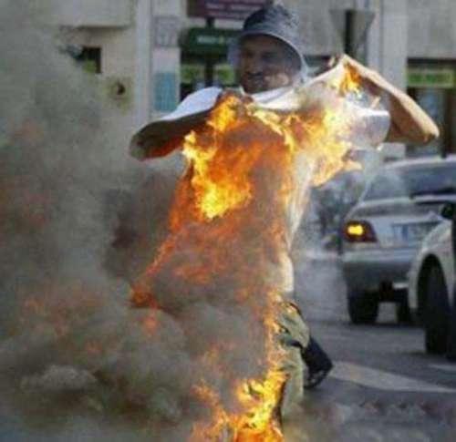 可怕的人体自燃到底为何人体自燃成因分析