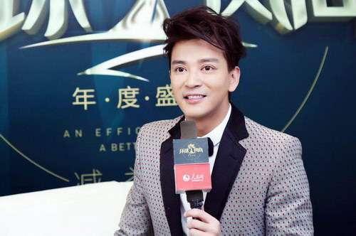 陈晓东助阵年度盛典魅力男神引领公益