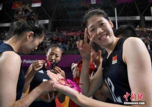 女排世锦赛中国力擒加拿大一大问题暴露敲警钟