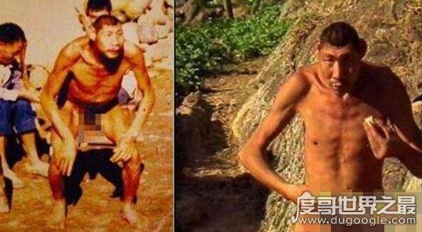 神农架猴娃之谜揭秘,人与野人杂交产生的后代(出生时四肢长有黑毛)
