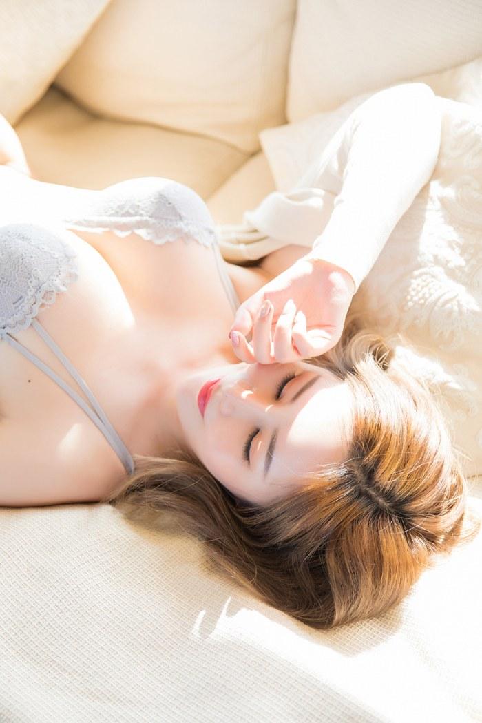 清纯嫩模写真[38P]