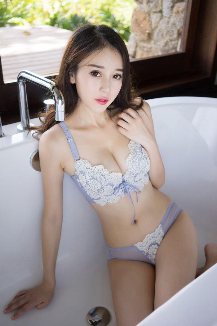 清纯唯美的美女[47P]