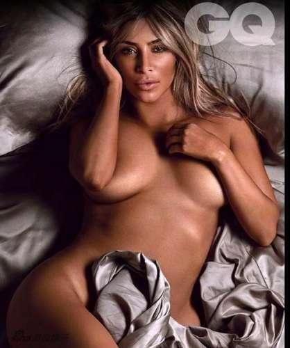 女星全裸写真堪比艳照