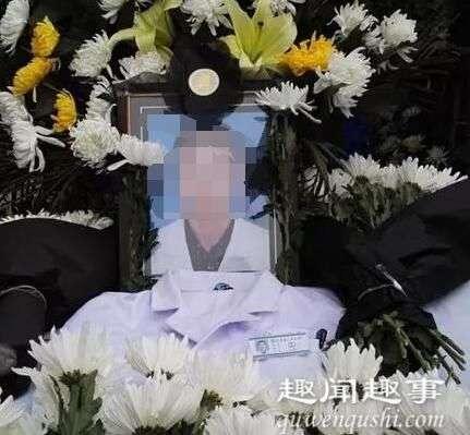 男护士交班时猝死死亡真相让人心痛不已