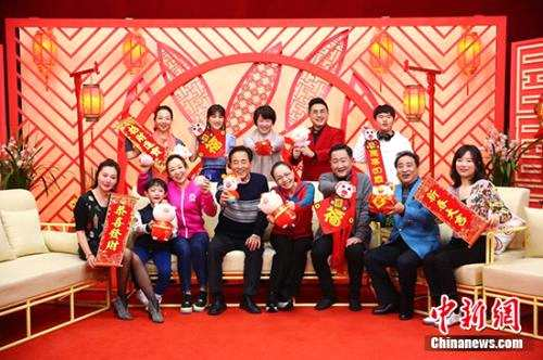 北京台春晚语言类节目阵容曝光我爱我家重聚