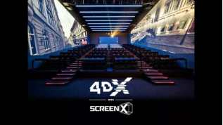 中国首家4DXwithScreenX融合厅落户CGV影城上海浦东印象城店