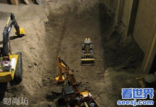 地下室,遥控玩具汽车 27542图片