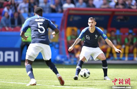 新技术助法国胜澳大利亚梅西失点球冰岛逼平阿根廷