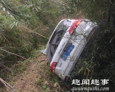 广西一小车坠崖是怎么回事为什么坠崖车祸原因揭秘