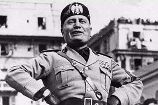 一国之君二战轴心三巨头之一为何被黑手党戏弄