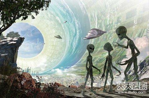 外星人存在证据五万年前的外星求救讯号