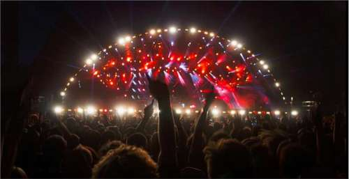 第二届火星音乐节全面升级人气主播网红线下音乐轰趴等你来躁