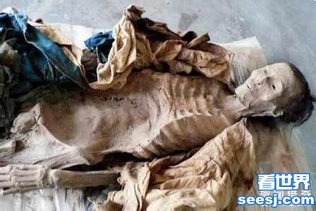 秦始皇死有四类人殉葬一类已在博物馆zuì后一类让人吃惊