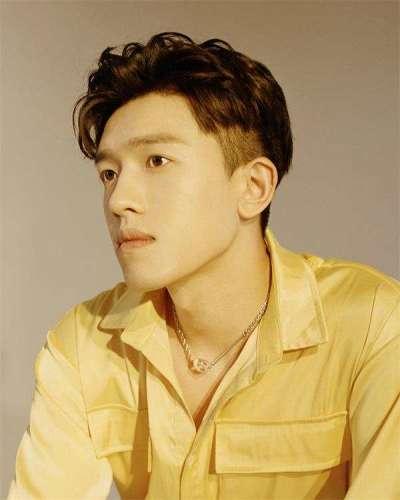 演员陈帅酷帅来袭时尚大片尽显少年魅力