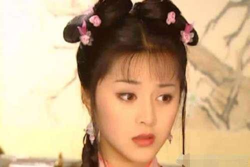 杨幂丫鬟时期颜值超主角谢娜也是逆袭的典范
