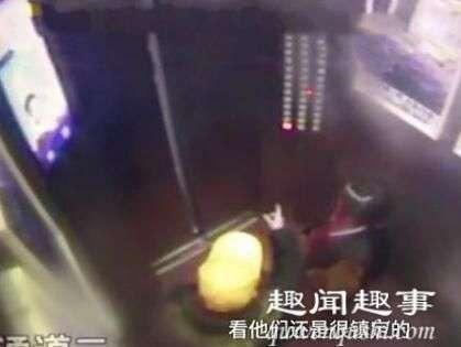 8岁女孩被困电梯为什么被困究竟是怎么回事