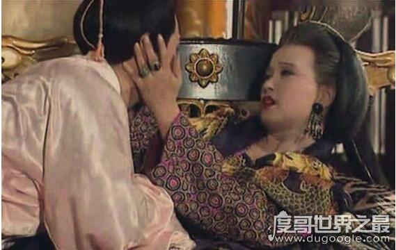 女皇武则天面首有几个,最著名的是薛怀义/张易之/张昌宗/沈南璮