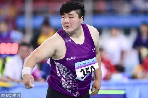 铅球巩立姣摘铜室内世锦赛中国队首块奖牌诞生
