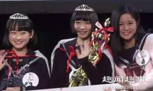 日本最可爱初中生福冈的初中生有川沙姫夺下冠军