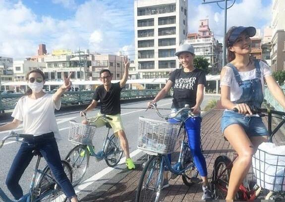 吴启华与前妻石洋子同游日本曾放话不会复合