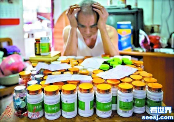 老人4年花20万买保健品