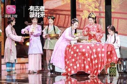 诗意中国上演美食诱惑破解千古吃货谜题