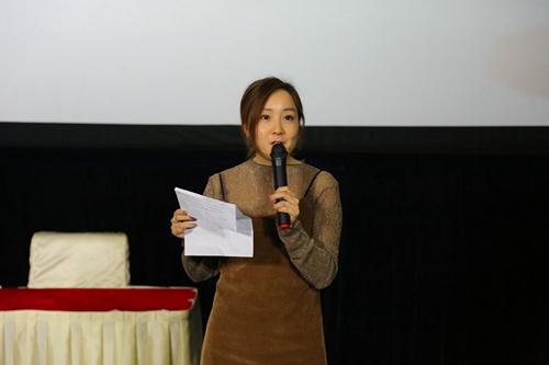 广州大影节剧组交流会举行曝黄景瑜有望加盟新电影
