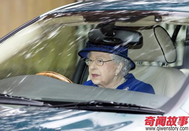 英国驾龄最长的女司机多年来一直无证驾驶无人敢惹