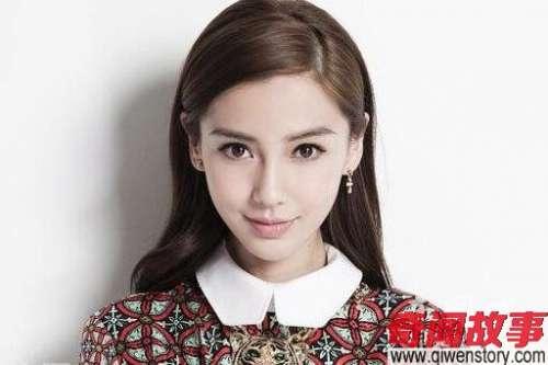 日本媒体评选亚洲十大美女Angelababy居然倒数0