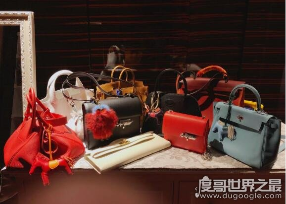 世界十大奢侈品排名,看看你喜欢的时尚品pái排第几