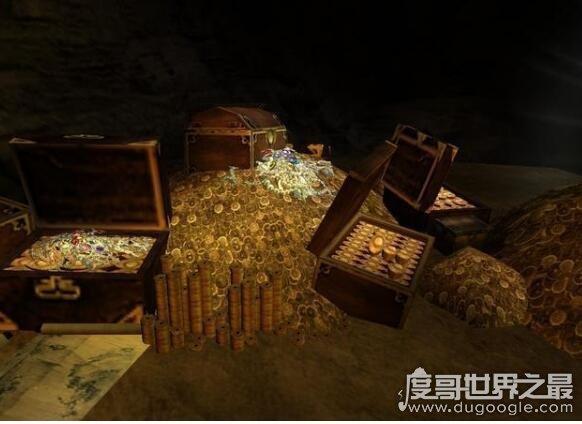世界十大宝藏,每一处代表的都是让无数人为之疯狂的财富
