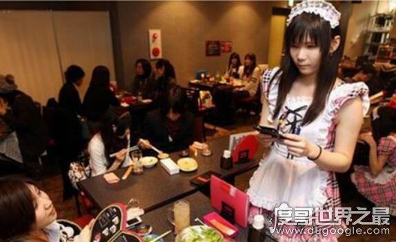 世界上zuì奇葩的咖啡厅,日本不穿内裤咖啡厅(简直不能再诱惑)