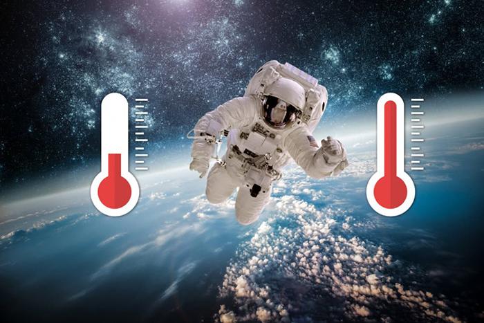 外太空的温度如何?到底是冷还是热?