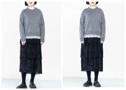 156cm的微胖女生怎么穿搭 照着穿轻松凸显时尚范儿