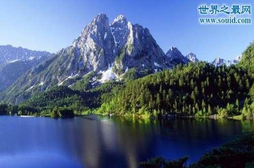 美国五大湖,最大的是苏必利尔湖相当于两个台湾