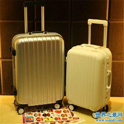 行李箱什么牌子好 这些质量好颜值高的行李箱值得你选择
