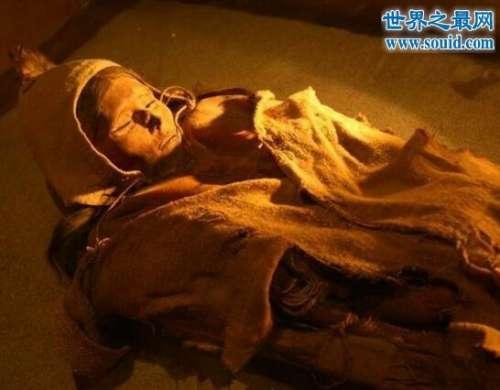 楼兰美女古尸曝光,沉睡四千年依然容貌分明