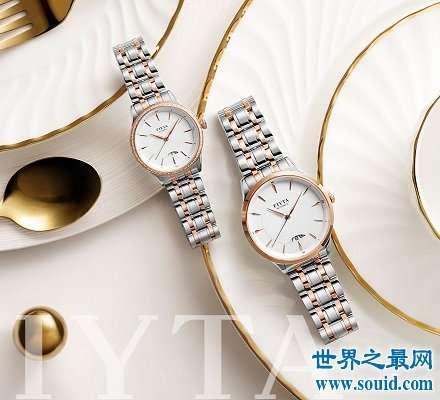 中国手表品牌排行榜 你高贵的气质就差这块时尚腕表!