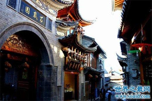 中国十大最原生态村落,绝世如美人遗世独立