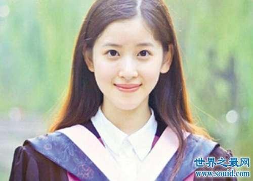 中国最美10大校花,章泽天最美(智慧与美貌并重)