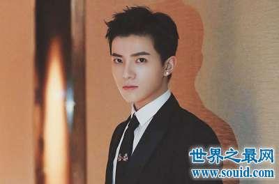 最招人喜欢的无敌小可爱 吴俊余竟然是GAY?