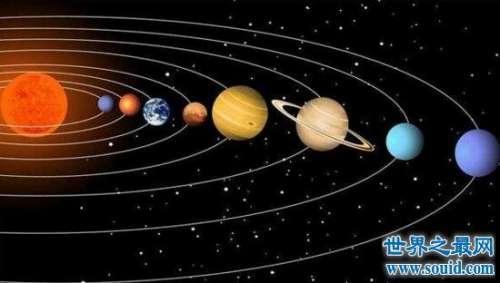 九星连珠多少年一次,下次是在2049年(千年一遇)
